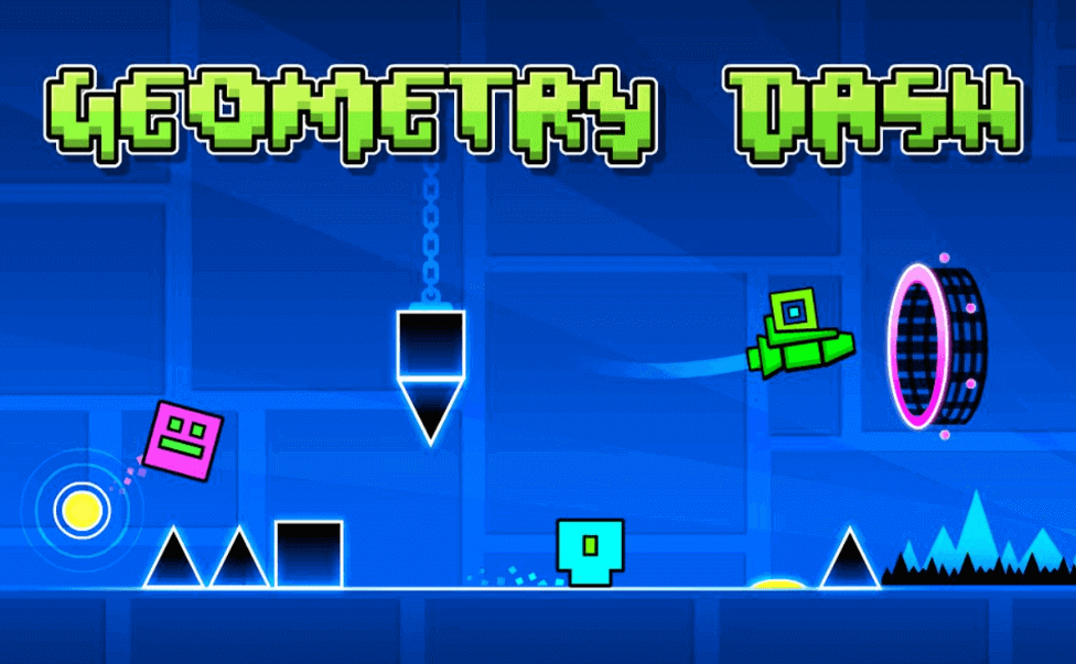 Geometry Dash On Mobile